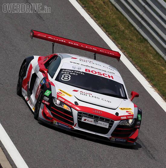 Audi R8 LMS Cup Yeongham
