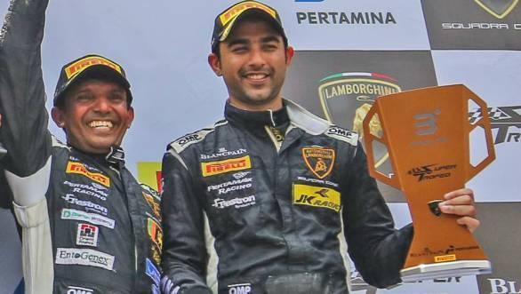 Armaan Ebrahim set for Asian GT Championship and Lamborghini Super Trofeo GT Asia Series