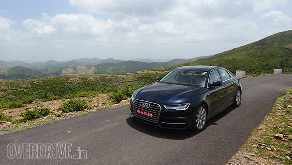 2015 Audi A6 Matrix 35TDi first drive review