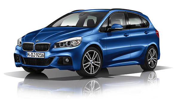 BMW 225xe active tourer hybrid
