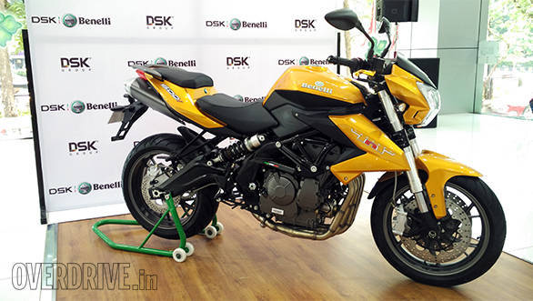 DSK-Benelli launches limited edition TNT 600i in India at Rs 5.66 lakh