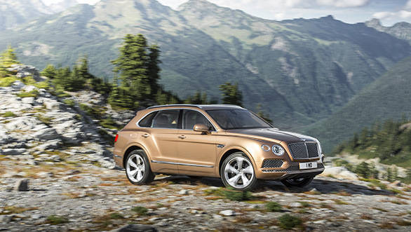 Bentley Bentayga (9)