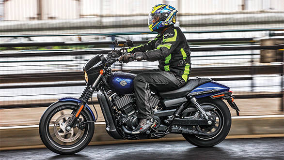 2016 Harley-Davidson Street 750 first ride review