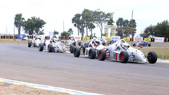 Formula LGB 4 in action