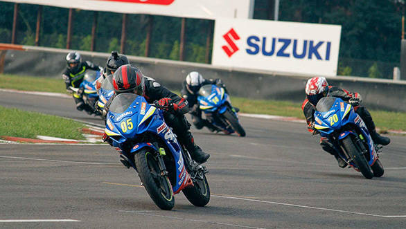 Jagan Kumar takes a double win at Round 4 of National Motorcycle Racing Championship