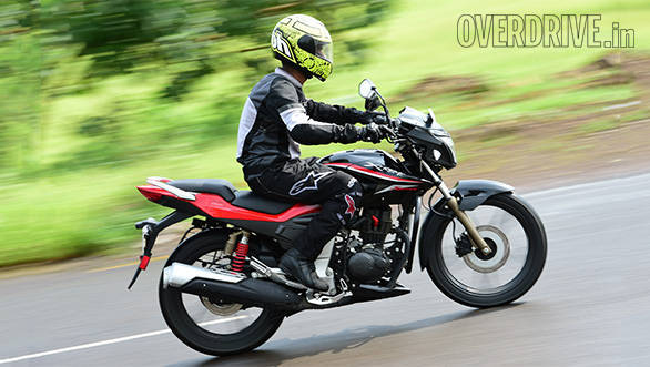 2015 Hero Xtreme Sports road test review