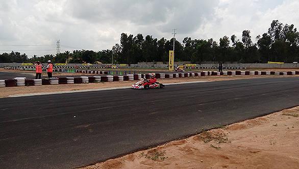 JK Tyre karting (1)