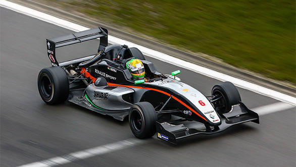 GERMANY (GER) SEP 18-20 2015 Sixth round of the FR2.0 Northern European Cup at  Nurburgring.