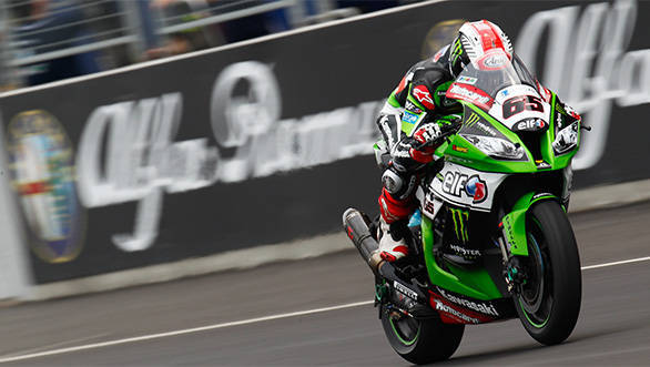 2015 SBK World Championship: Jonathan Rea wins the title with two rounds to spare