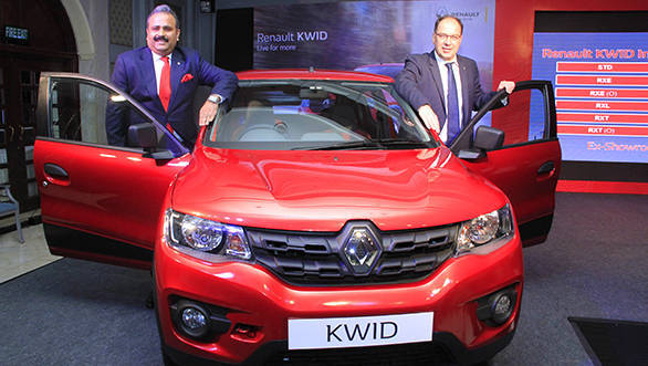 Renault Kwid launch