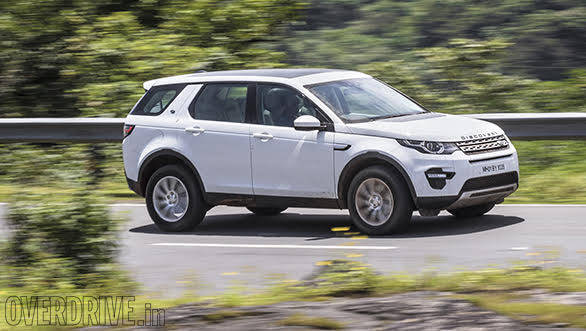 2015 Land Rover Discovery Sport road test review (India)