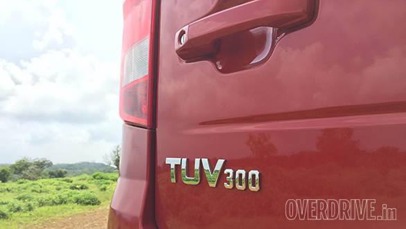 Mahindra TUV300 (1)