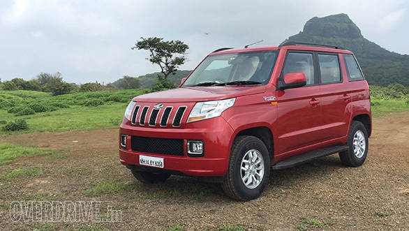 1cf1b142a 2015 Mahindra TUV300 road test review (India) - Overdrive