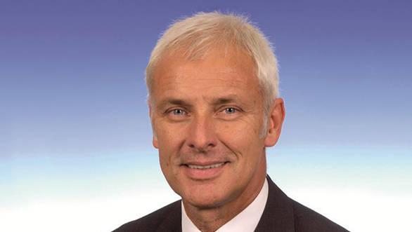 Volkswagen Group appoints Porsche chairman Matthias Müller as its CEO