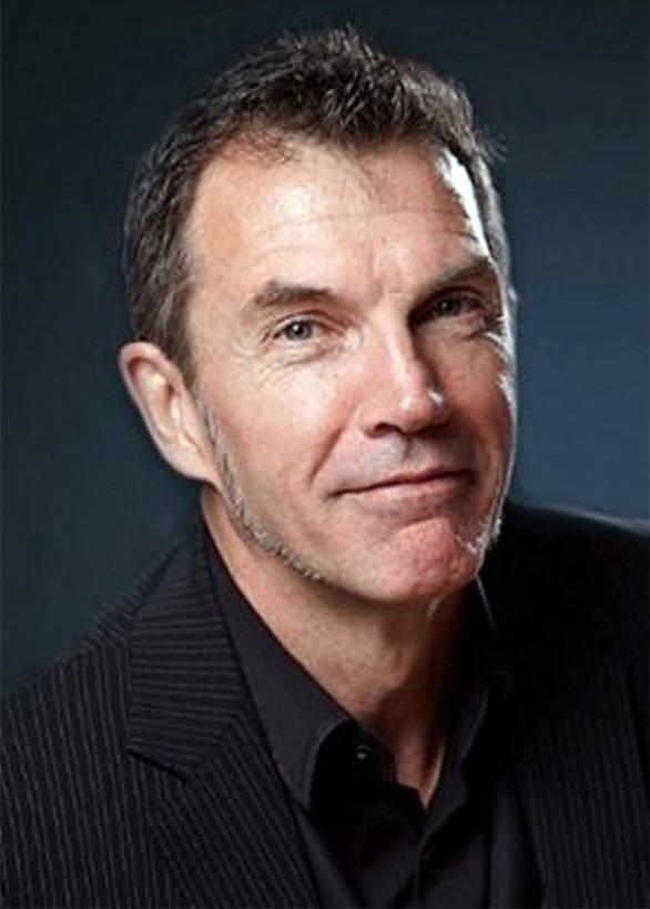 Michael Simcoe, VP Design, GM International Operations