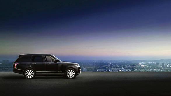 Unveiled: Range Rover Sentinel armoured SUV