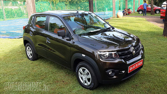 Renault India to increase production of the Kwid to 10,000 units per month