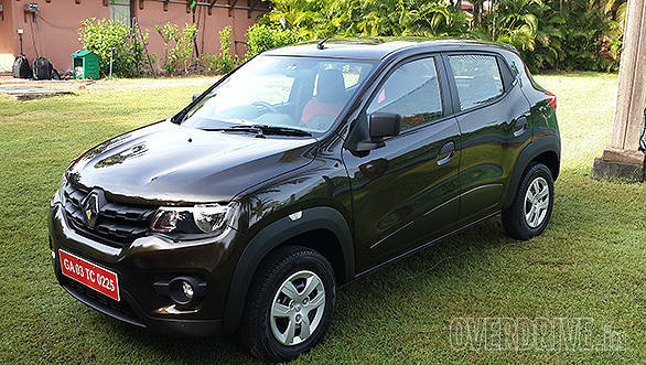 Renault Kwid variants explained