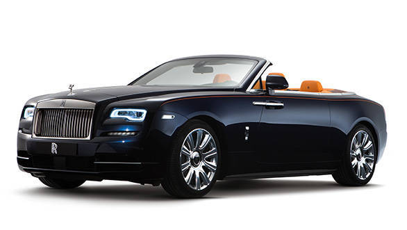 Rolls-Royce Dawn launched in India at Rs 6.25 crore
