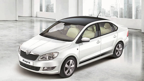 Skoda Auto launches Rapid Anniversary Edition in India at Rs 6.99 lakh