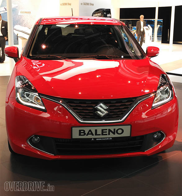 Maruti Suzuki Begins Accepting Bookings For The Baleno Hatchback In