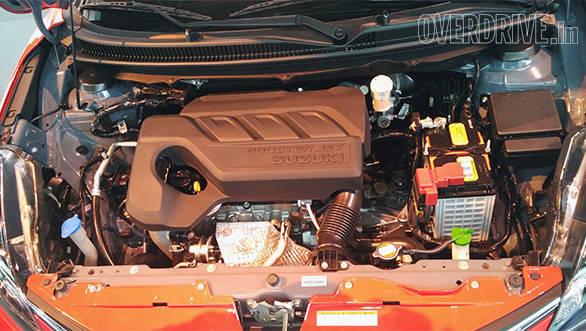 Suzuki Baleno hatchback (4)