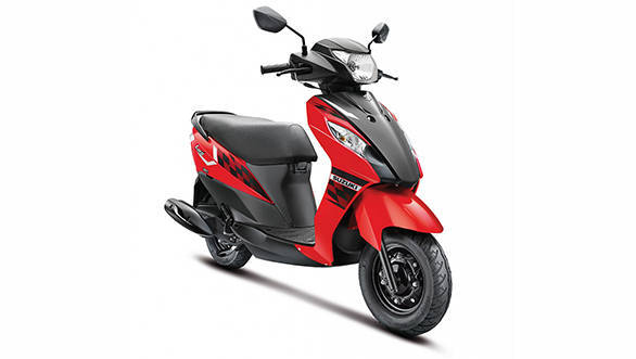 New Suzuki Let's with dual tone colour-scheme launched in India at Rs 56,417