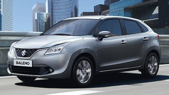 2015 Frankfurt Motor Show: Suzuki Baleno hatchback unveiled