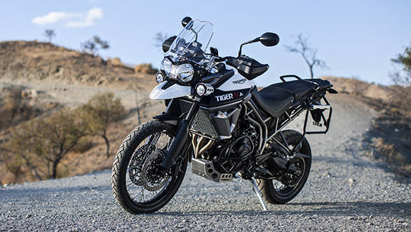 Triumph India to launch the Tiger 800 XCA on September 3