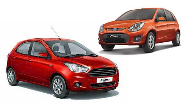 Spec comparo: 2009 Ford Figo vs 2015 Ford Figo