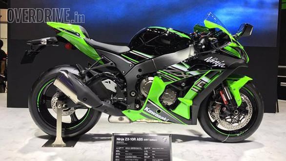 2015 Tokyo Motor Show: Kawasaki unveils the 2016 Ninja ZX-10R