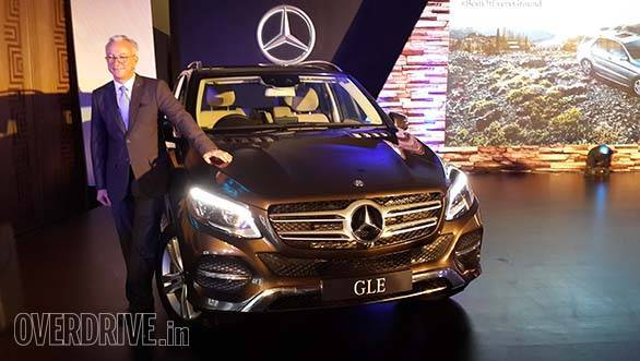 Mercedes-Benz launches the new GLE in India at Rs 58.9 lakh