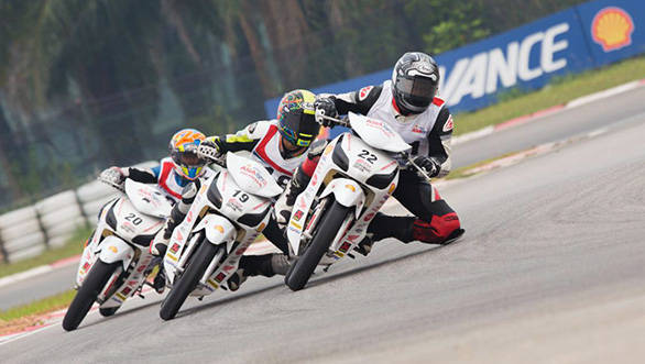 2016 Shell Advance Asia Talent Cup: Ahamed Kadai Yaseen from India selected to participate