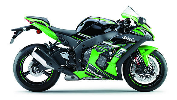 2016 Kawasaki Ninja ZX 10R And 14R Launched In India