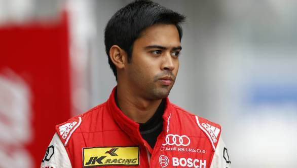 Audi R8 LMS Cup: Aditya Patel set for title showdown at Shanghai finale