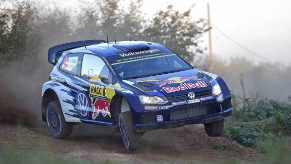 WRC 2015: Andreas Mikkelsen takes maiden victory with first place in Spain