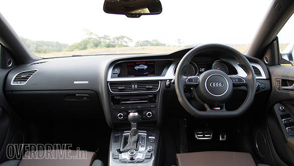 2015 audi s5 sportback first drive review (india) - overdrive