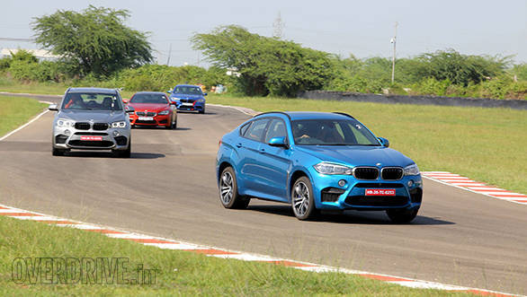 2015 BMW X5M and X6M first drive review