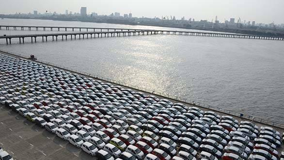 General Motors India exports 3,000 left-hand-drive Beats to Mexico