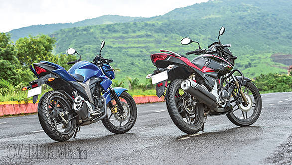 Comparo Hero Xtreme vs Suzuki Gixxer (17)
