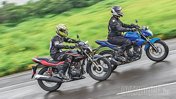 Comparo Hero Xtreme vs Suzuki Gixxer (18)