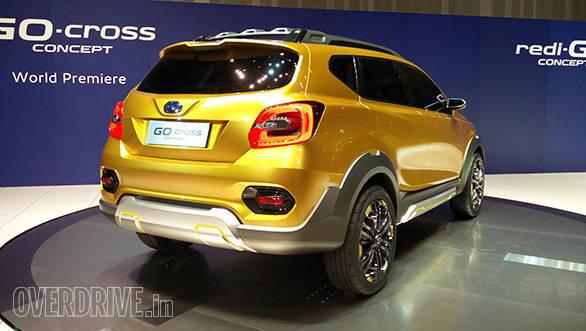 Datsun go cross concept car (4)