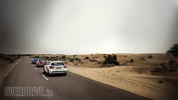 The best driving roads: Jodhpur to the Sam Dunes