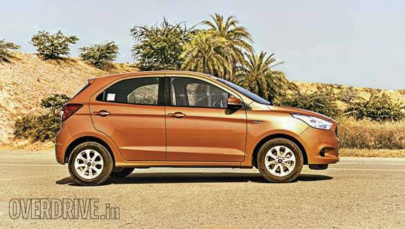 Ford Figo   Titanium At Road Test Review