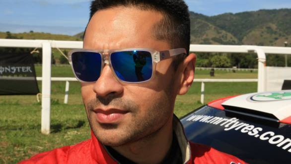 Gaurav Gill is hoping to end a difficult season at the Asia Pacific Rally Championship on a good note at the season finale in China