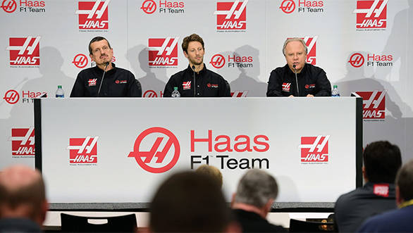 2016 Formula 1: Haas F1 team names Romain Grosjean as its driver