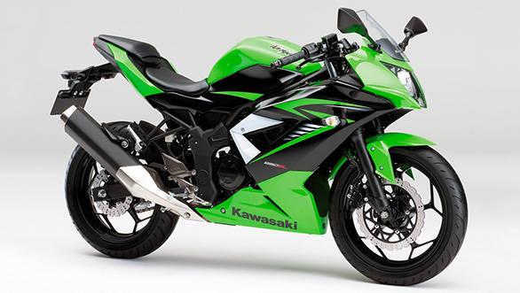 2015 Tokyo Motor Show: Kawasaki showcases the Z250 SL and Ninja 250 SL