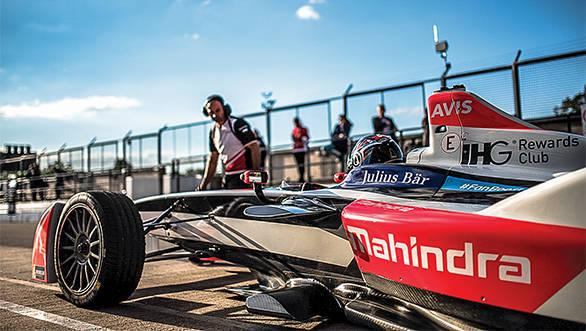 Mahindra Formula E (2)