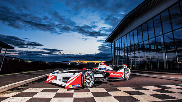 FIA Formula E: Mahindra Racing's on the move