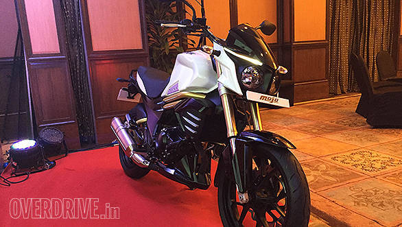 Mahindra Mojo launched in India at Rs 1.58 lakh